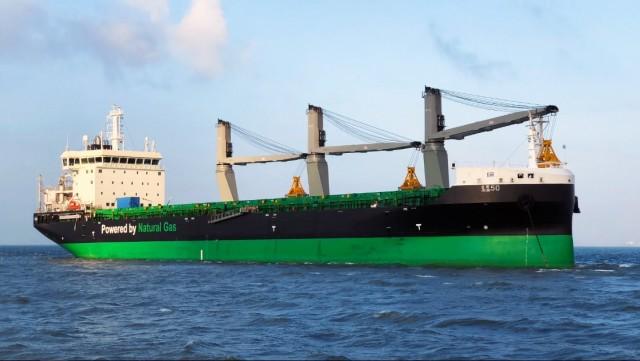 Ένα από τα φιλικότερα προς το περιβάλλον bulkers