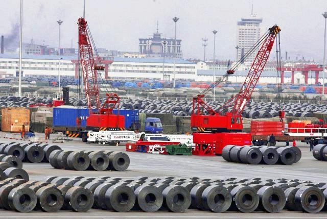 Ιαπωνία: Υποχώρησαν οι εισαγωγές χάλυβα