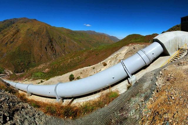 Ρεκόρ διαμετακόμισης αμερικανικού φυσικού αερίου