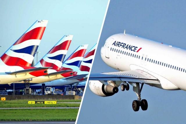 Κορυφαίοι ευρωπαϊκοί αερομεταφορείς διακόπτουν τις πτήσεις τους προς το Ιράν