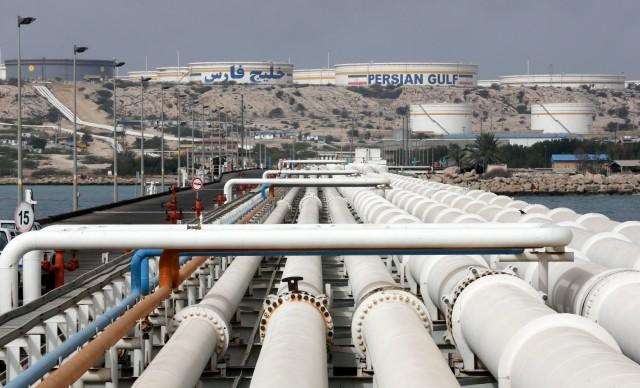 Μειωμένες αναμένονται οι εξαγωγές ιρανικού αργού πετρελαίου