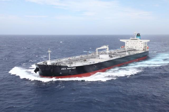 Sea Panther: το νεότευκτο Aframax της Pantheon Tankers