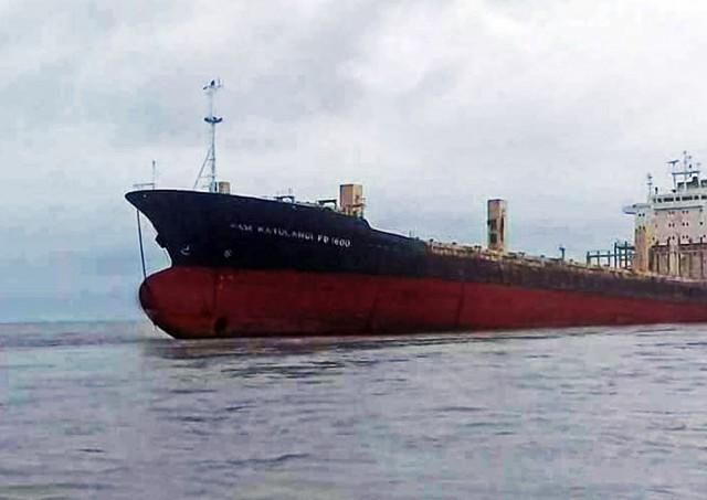 Πλοίο-φάντασμα εμφανίστηκε εννέα χρόνια μετά την εξαφάνισή του