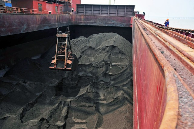 Το σιδηρομετάλλευμα στην κορυφή των εξαγωγικών προϊόντων της Βραζιλίας προς την Ε.Ε.