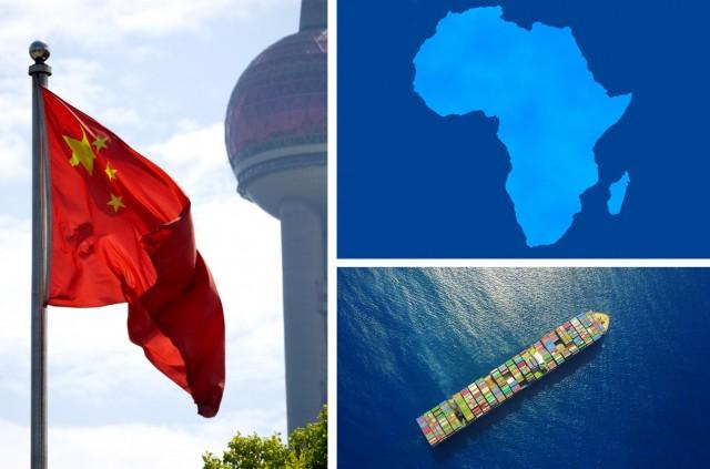 Χείρα βοηθείας Κίνας σε Αφρική