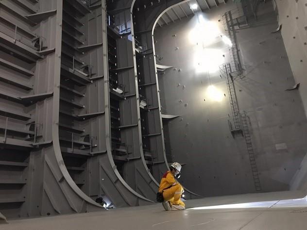 Tankguard Flexline: μια νέα ανθεκτική επίστρωση για δεξαμενές φορτίου