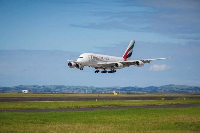 Συναγερμός σε πτήση της Emirates
