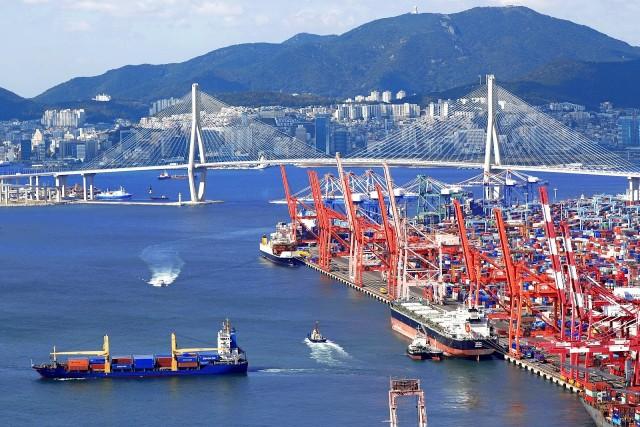 Ρεκόρ ανόδου για τις νοτιοκορεατικές εξαγωγές