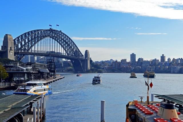 Η Αυστραλία προωθεί την θαλάσσια ασφάλεια