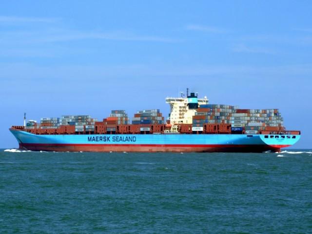 «Πράσινες» πρακτικές από την δανέζικη Maersk