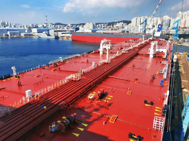 Νεότευκτο tanker προστίθεται στον στόλο της Enesel Sa