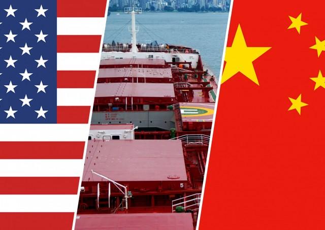 Αλώβητη θα βγει η αγορά των dry από την σύγκρουση ΗΠΑ- Κίνας;