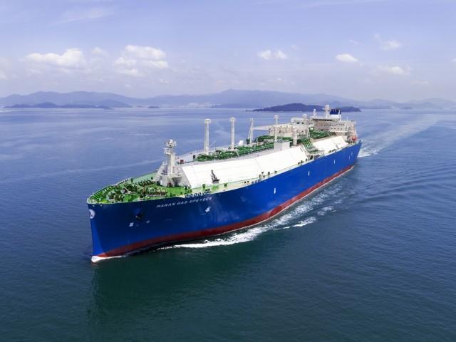Maran Gas Spetses: Το νεότευκτο LNG carrier της Maran Gas