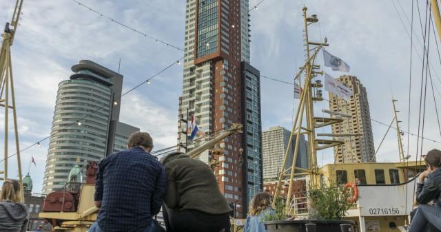 Το λιμάνι του Ρότερνταμ κερδίζει (και) την εμπιστοσύνη των πολιτών