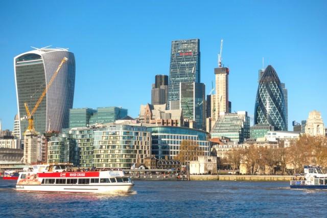 Λονδίνο: η κορυφαία οικονομική μητρόπολη της Ευρώπης