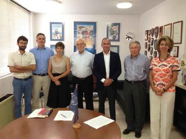 HELMEPA και Axion Hellas υπογράφουν Μνημόνιο Συνεργασίας
