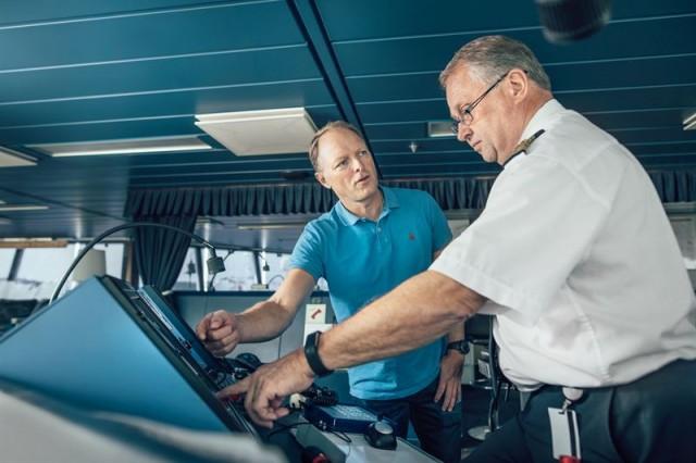 Η Stena Line εισάγει την χρήση τεχνητής νοημοσύνης στα πλοία
