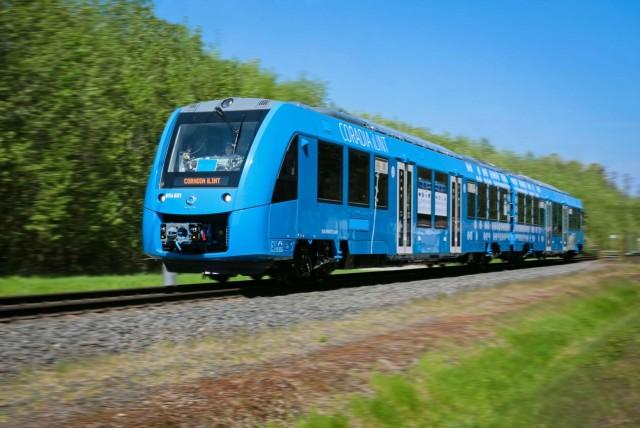Στις ράγες το πιο «πράσινο» τρένο