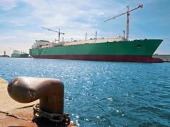 εξαγωγές LNG