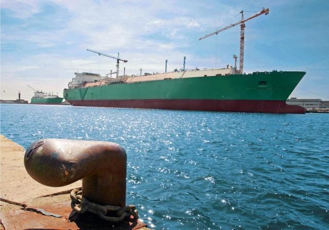 Η Γερμανία εισέρχεται δυναμικά στην αγορά του LNG