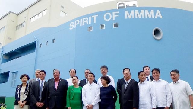 Μία πρωτότυπη ναυτική ακαδημία ανοίγει τις πόρτες της στις Φιλιππίνες