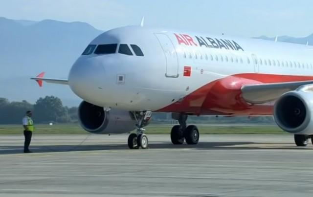 Η Αλβανία αποκτά εθνικό αερομεταφορέα