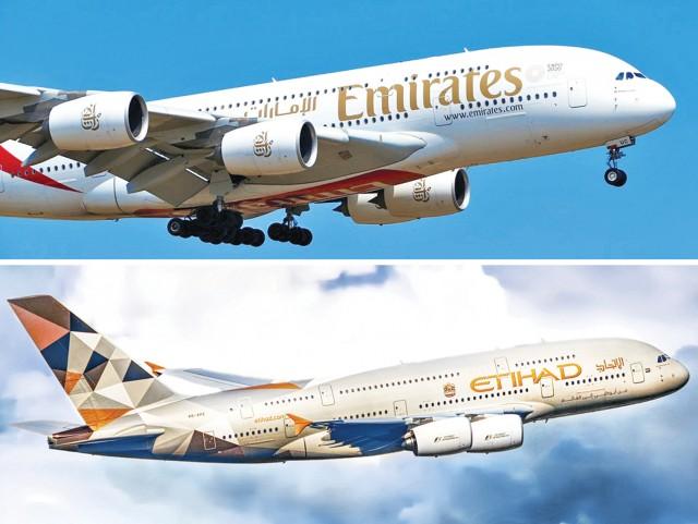 Προς δημιουργία της μεγαλύτερης αεροπορικής εταιρείας του κόσμου;