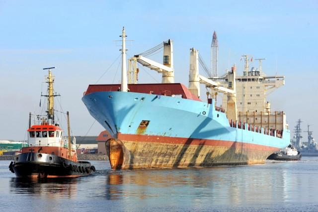 Υπό κράτηση πλοίο της Maersk Line
