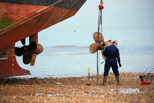 Ανατρέπονται τα δεδομένα στην βιομηχανία ανακύκλωσης πλοίων