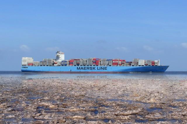 Το πρώτο containership που διέσχισε το Βόρειο Πέρασμα