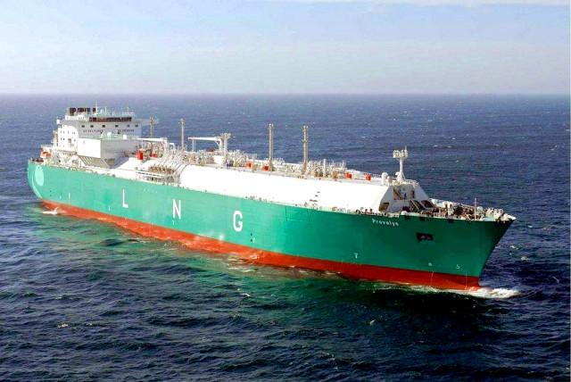 Κίνα: Ισχυρή αύξηση κατέγραψαν οι εισαγωγές LNG