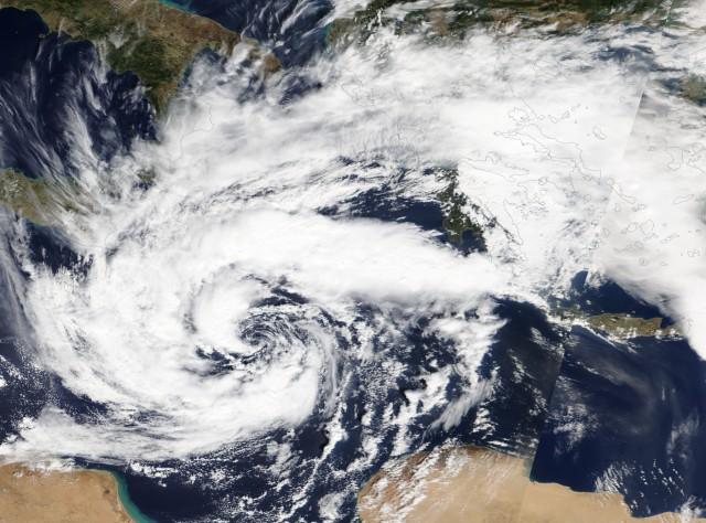 5 ερωτήματα (και απαντήσεις) για τους Μεσογειακούς Κυκλώνες