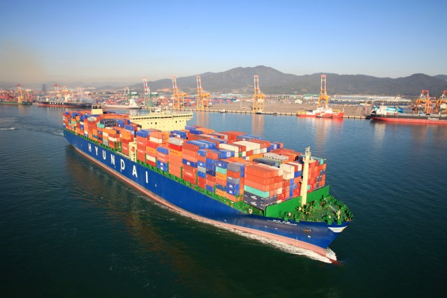 Είκοσι φιλικά προς το περιβάλλον πλοία για την Hyundai Merchant Marine