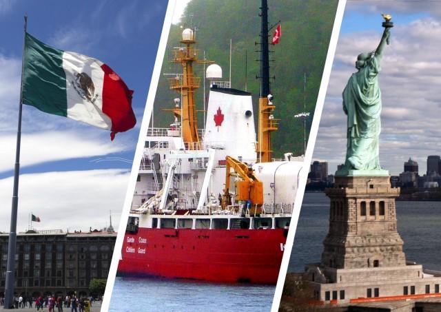 Μία νέα εμπορική συμφωνία αντικαθιστά την NAFTA