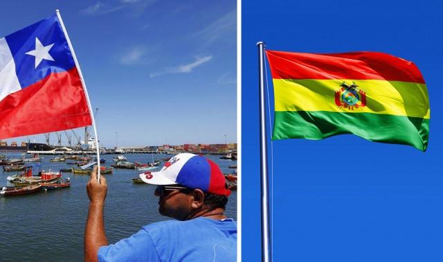 Η Βολιβία χάνει τη δυνατότητα πρόσβασής της στην θάλασσα