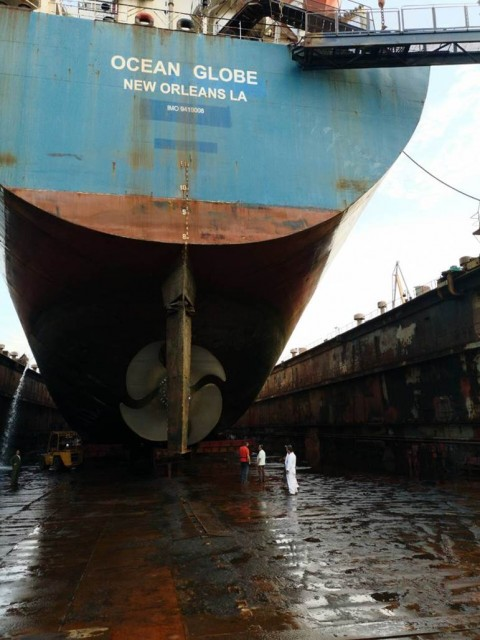 American Vessel 1