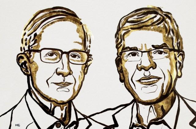 Οι φετινοί νικητές του βραβείου Νόμπελ Οικονομίας