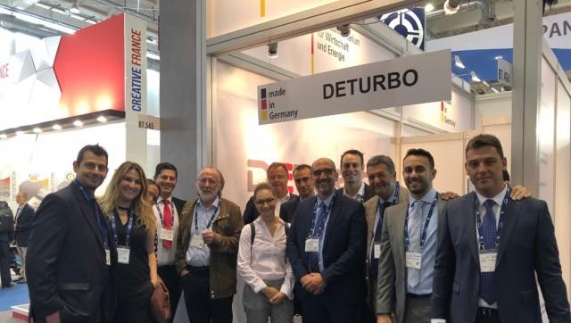 Deturbo: Το ελληνικό όραμα με γερμανικές προδιαγραφές