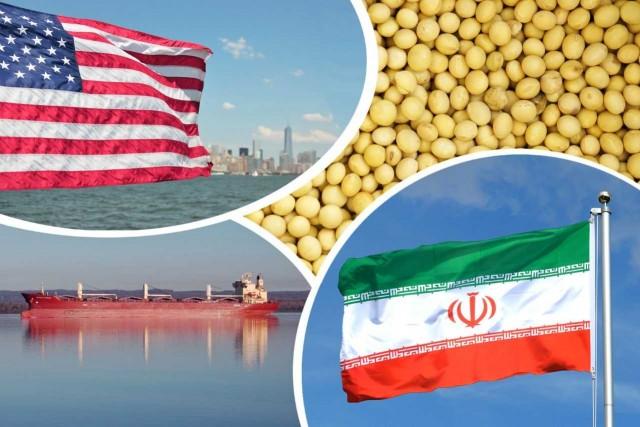 Το Ιράν αναδεικνύεται σε κορυφαίο αγοραστή αμερικανικής σόγιας