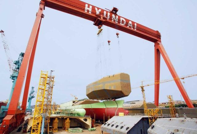 H Νότια Κορέα συνεχίζει την πολιτική των ενισχύσεων προς την ναυτιλία
