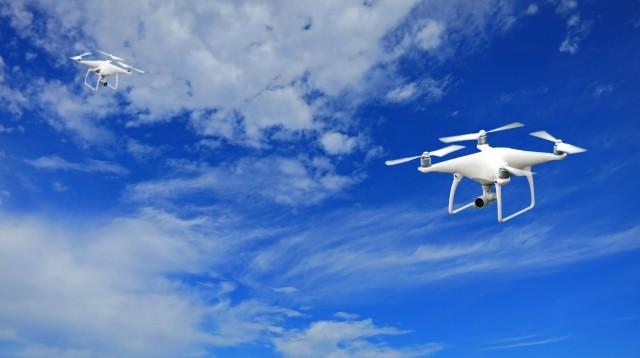 Η συμβολή των drones στην ενίσχυση των εμπορευματικών μεταφορών