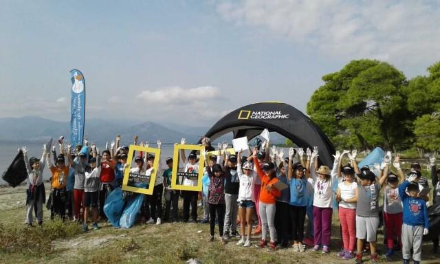 Συνεχίζεται ο Μήνας Δράσης για το Θαλάσσιο Περιβάλλον της HELMEPA