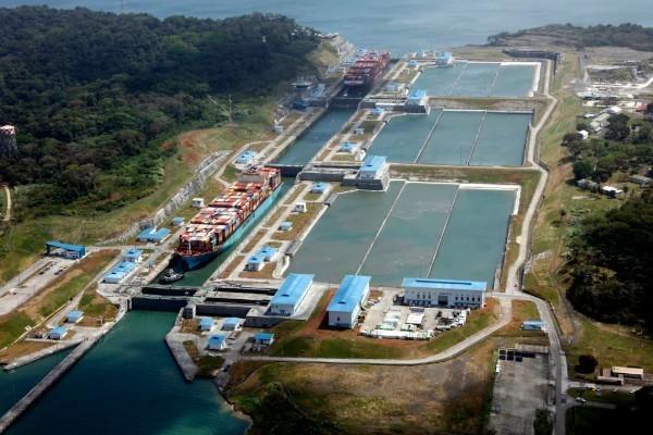 Σε τροχιά ανάπτυξης η Διώρυγα του Παναμά