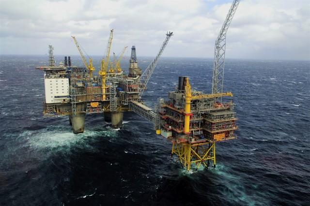Σε λειτουργία η πρώτη μη επανδρωμένη πλατφόρμα εξόρυξης πετρελαίου