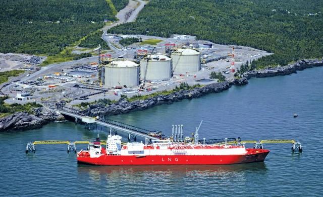 Επέκταση της συνεργασίας Total και CNOOC στην αγορά του LNG