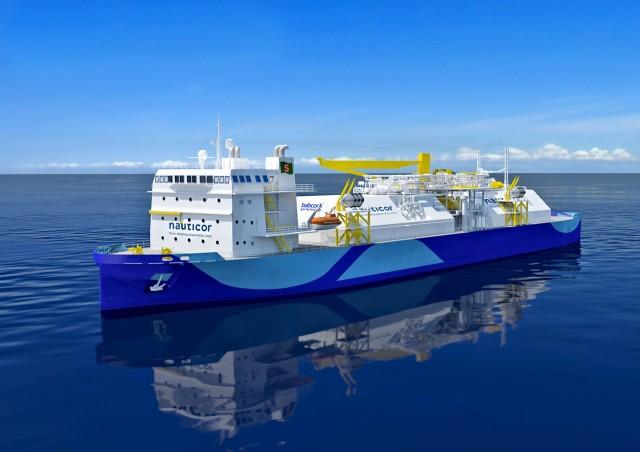 Ναυπηγήθηκε το μεγαλύτερο LNG bunker supply vessel του κόσμου