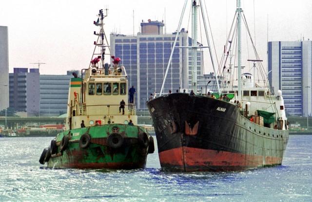 Πληθαίνουν τα περιστατικά επιθέσεων σε πλοία στη Νιγηρία