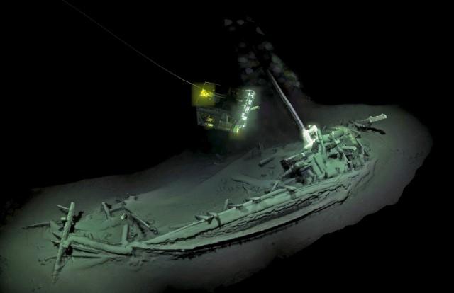 Το αρχαιότερο άθικτο ναυάγιο ..με άρωμα Ελλάδας