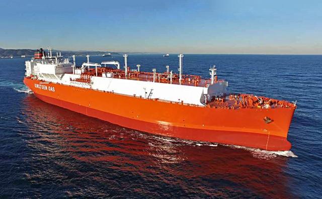 Απτόητο το LNG από τον εμπορικό «πόλεμο» ΗΠΑ- Κίνας