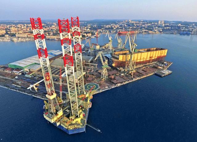 Σε δυσμενή οικονομική κατάσταση τα κρατικά κροατικά ναυπηγεία Uljanik